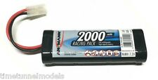 Ansmann 7.2v 2000Mah Nimh Race Pack Battery with Tamiya Plug for RC Car