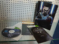 Star Wars The Force Unleashed 2 Metalbox pal Xbox 360 ActivisionBlizzard Sammler