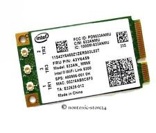 Intel 5300 IBM mini PCI Express tarjeta inalámbrica wifi card 533an_mmw 43y6495