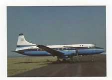 Aerocentro Convair 440 at Guadalajara Airport Aviation Postcard, A634