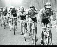 FRANCESCO MOSER cyclisme Cycling ciclismo Press Photo amstel GOLD RACE 1986