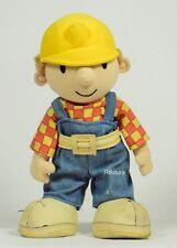 Pupazzo peluche BOB costruttore Born to play vintage toy H34 collezione '98-10F