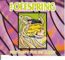 The Offspring  - Why Don't You Get a Job? [CD 2 Single] - great pop/punk
