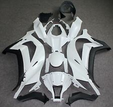Unpainted Drilled ABS Bodywork Fairing Plastic Kit for KAWASAKI ZX-10R 2011-2015