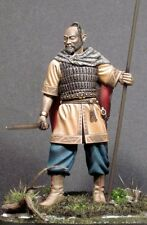 POSTE MILITAIRE MG/2 - ATTILA THE HUN - 70mm WHITE METAL KIT NUOVO
