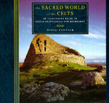 The sacred world of the Celts - N Pennick, Good used book.