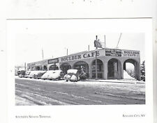 "*Postcard-""The Southern Nevada Terminal""  *Boulder City, NV (#118)"