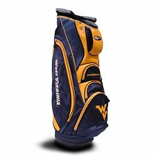 NEW Team Golf NCAA West Virginia Mountaineers Victory Cart Bag