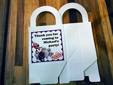 12 LITTLE BIG PLANET  loot boxes/bags birthday party favor treat, CUSTOMIZE IT!