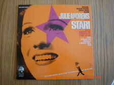 Julie Andrews as THE STAR, Original Motion Picture Sound Track Album