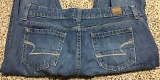 AE AMERICAN EAGLE OUTFITTERS REAL FLARE WOMENS DESIGNER JEANS SIZE 4