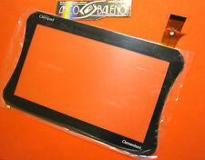 "TOUCH SCREEN +VETRO CLEMENTONI CLEMPAD 7"" MYFIRST 4.4 2014 DISPLAY 13693 13694"