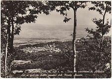 ABBADIA S.SALVATORE - UN PANORAMA DAL MONTE AMIATA (SIENA) 1954