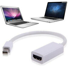 Mini Display Port to HDMI Display Port Cable Adapter For Apple MacBook Pro Air