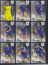Topps Premier Gold 2014 - Base Set of 9 Cards - Chelsea