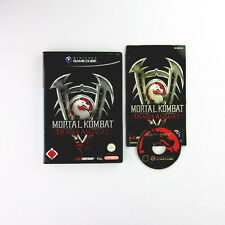 Nintendo Gamecube Spiel MORTAL KOMBAT - DEADLY ALLIANCE (USK 18) in OVP mit Anl
