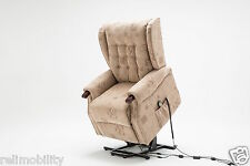 Buddy Riser Recliner- Dual Motor - Electric Rise Recliner Chair - High Quality