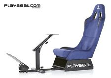 PLAYSEAT ® EVOLUTION PLAYSTATION 8717496872203 Real Asiento de Coche para conjuntos de Pedal Rueda/