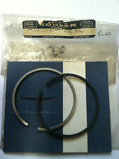 KOHLER K399-2 METRIC PISTON RING SET .020 OVER SIZE VINTAGE SNOWMOBILE 34-108-03