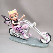 Tranquility Road Jasmine Becket Griffith Fairy Rider Figurine Motorcycle of Hope