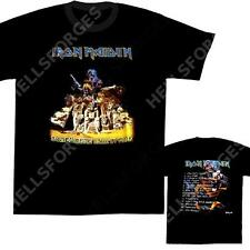 IRON MAIDEN T-SHIRT Somewhere Back #5 M NEUF tee bs