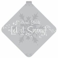 Let It Snow [EP] by Michael Buble (CD, Nov-2003, Warner Bros.) Ornament Sleeve