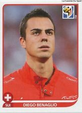 N°583 DIEGO BENAGLIO # SWITZERLAND STICKER PANINI WORLD CUP SOUTH AFRICA 2010
