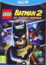 LEGO BATMAN 2 EN CASTELLANO NUEVO PRECINTADO  Wii U