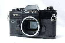 Canon Ftb QL 35mm SLR Film Camera Body Only  SN296903