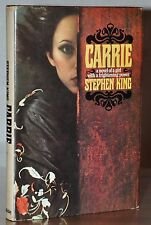 SIGNED 1ST BOOKCLUB ED ~ CARRIE~ STEPHEN KING ~WITH LOA FROM JAMES SPENCE