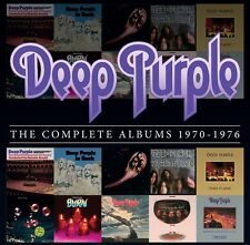 Deep Purple - Complete Album 1970-1976 [New CD] Boxed Set