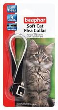 Beaphar Cat Flea Soft Collar Black Glitter - Valentina Valentti UK