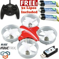 Blade BLH8700 Inductrix™ RTF Micro Drone with SAFE® + 3x Free Lipo Batteries