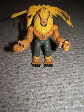 Bandai Digimon Digivolving Leomon to SaberLeomon Season 3 2001 Action Figure