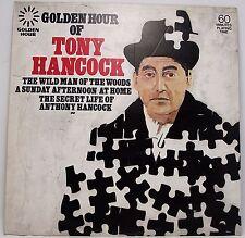 """TONY HANCOCK : GOLDEN HOUR OF Vinyl LP Album 33rpm 12"""" VG+"""