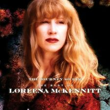 LOREENA MCKENNITT - THE JOURNEY SO FAR-THE BEST OF  CD NEU