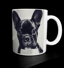 FRENCH BULLDOG 11OZ CERAMIC MUG FUNNY DESIGN TEA COFFEE DRINKS CUP