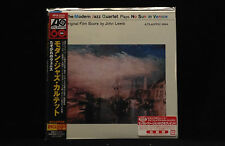 Modern Jazz Quartet-Plays No Sun In Venice-Atlantic 25123-JAPAN MINI LP CD NEW