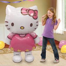 """Hello Kitty Helium Foil Balloon 46 """" GIANT 115 cm X 66 cm kids Party"""