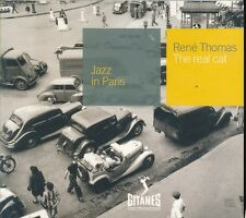 Jazz In Paris Rene Thomas The Real Cat CD NEW Digipak If I Had You Ge Happy