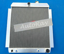 Aluminum Radiator for Chevy Truck PICKUP Auto AT 1948-1954 49 50 51 52 53