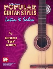 Popular Guitar Styles - Latin & Salsa
