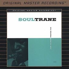 JOHN COLTRANE Soultrane MFSL Gold OOP SACD hybrid NEW Sealed Rare MOFI CD