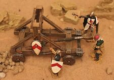 KING AND COUNTRY KNIGHTS CRUSADERS  MK25 CATAPULT TOY SOLDIERS   BRITAINS
