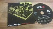 CD Indie Senior Allstars - Come Around (13 Song) Promo SKYCAP REC cb