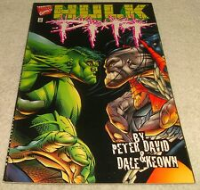 MARVEL / IMAGE COMICS HULK PITT ONE SHOT 1997 VF