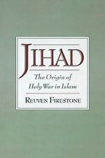 Jihad: The Origin of Holy War in Islam, Firestone, Reuven, Acceptable Book