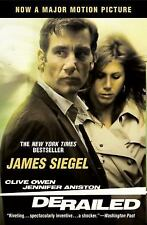 Derailed by James Siegel (2005, Paperback) S29