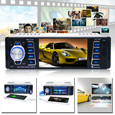 "4.1"" HD TFT Bluetooth Car Radio Audio Stereo MP3 MP5 Player FM/USB/SD AUX Remote"