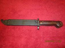 Russian Type 2 Bayonet Model 1959 W/Scabbard